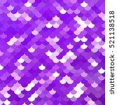Purple Roof Tiles Pattern ...