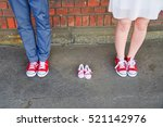 an image of adults in red... | Shutterstock . vector #521142976