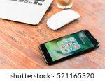 chiang mai  thailand   november ... | Shutterstock . vector #521165320