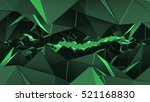 futuristic background with... | Shutterstock . vector #521168830