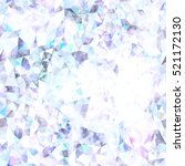 triangle seamless pattern.... | Shutterstock .eps vector #521172130