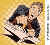 stock illustration. people in... | Shutterstock .eps vector #521185768