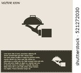 service concept. flat style.... | Shutterstock .eps vector #521272030