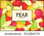 the rectangular frame on color... | Shutterstock .eps vector #521284174