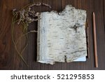 Birch Bark Recycled Notepad...