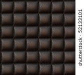 Dark Brown Leather Padded...