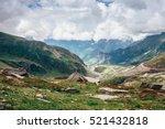 indian himalaya mountains ... | Shutterstock . vector #521432818