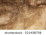 Natural Fur Texture Closeup....