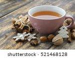 Cup Of Tea  Ginger Cookies ...