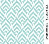 vector seamless pattern. modern ... | Shutterstock .eps vector #521505466