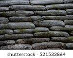 Soft Focus Sandbag Bunker...