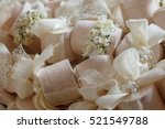 wedding favors | Shutterstock . vector #521549788