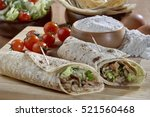 doner turkish shawarma durum...