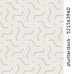 abstract geometric pattern with ... | Shutterstock .eps vector #521563960
