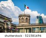 chapultepec castle   mexico... | Shutterstock . vector #521581696