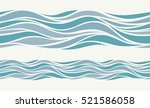 seamless pattern with stylized... | Shutterstock .eps vector #521586058