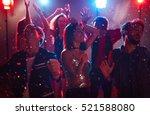 pleasure of dance | Shutterstock . vector #521588080