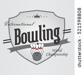 sport badge label   Shutterstock . vector #521598808