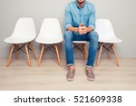 close up of man in jeans... | Shutterstock . vector #521609338