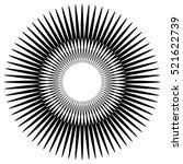 abstract circular element ... | Shutterstock .eps vector #521622739