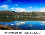 norway community landscape... | Shutterstock . vector #521623270