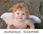 Face Of Beautiful Little Angel...
