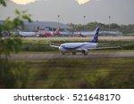 krabi  thailand   october 11  ... | Shutterstock . vector #521648170