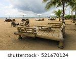 bali  indonesia 09 oct 2016  ... | Shutterstock . vector #521670124