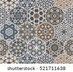 Eastern Seamless Pattern Tiles...