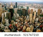 new york  united states  ... | Shutterstock . vector #521767210