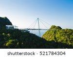 photo of the sky bridge  view... | Shutterstock . vector #521784304