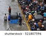 jakarta  indonesia   february... | Shutterstock . vector #521807596