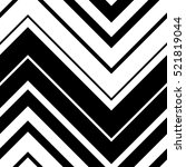 seamless zigzag pattern.... | Shutterstock .eps vector #521819044