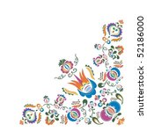 moravia ornaments | Shutterstock .eps vector #52186000