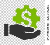 development service icon.... | Shutterstock .eps vector #521890288