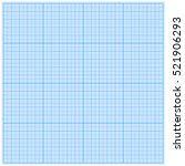 graph paper for geometric... | Shutterstock . vector #521906293