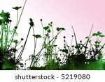 floral style textures | Shutterstock . vector #5219080