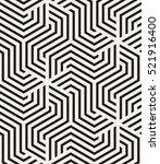vector seamless pattern. modern ... | Shutterstock .eps vector #521916400