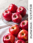 fresh apples  very good fruit... | Shutterstock . vector #521919538