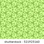 abstract geometric seamless... | Shutterstock .eps vector #521925160