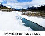 North Saskatchewan River In...