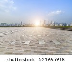panoramic skyline and buildings ... | Shutterstock . vector #521965918