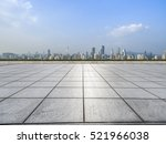 panoramic skyline and buildings ... | Shutterstock . vector #521966038