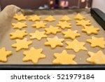Christmas Cookies Dough On...