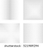 abstract halftone dotted... | Shutterstock .eps vector #521989294