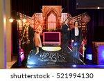 bangkok  thailand   november 10 ... | Shutterstock . vector #521994130