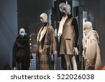 clothing store window | Shutterstock . vector #522026038