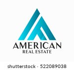 real estate  building ... | Shutterstock .eps vector #522089038