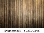 old wooden wall texture with... | Shutterstock . vector #522102346