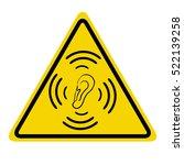 ear protection | Shutterstock .eps vector #522139258